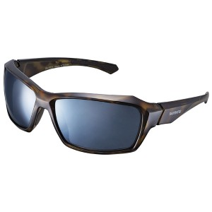 Shimano Okulary S22X Brown tortoise (Bekko) - Black