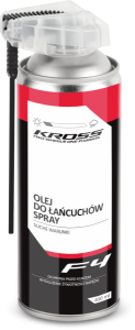 Olej w sprayu Kross F4 400 ml