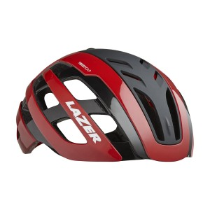 Lazer Kask Century Red Black L +LED