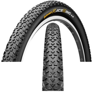 Opona Continental Race King 26x2.2 Drut